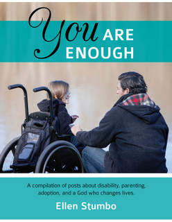 you are enough book cover