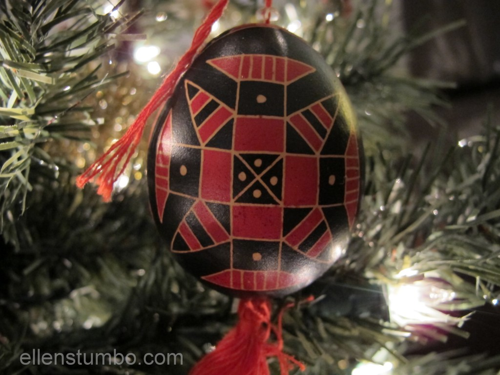 Ornament from Ukraine
