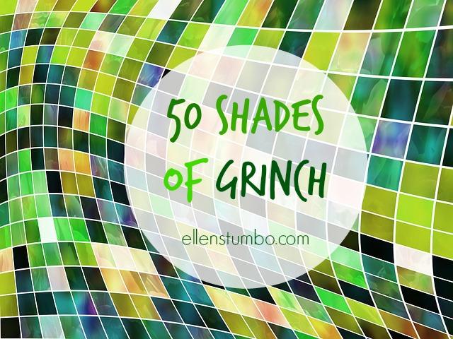 50 Shades of Grinch