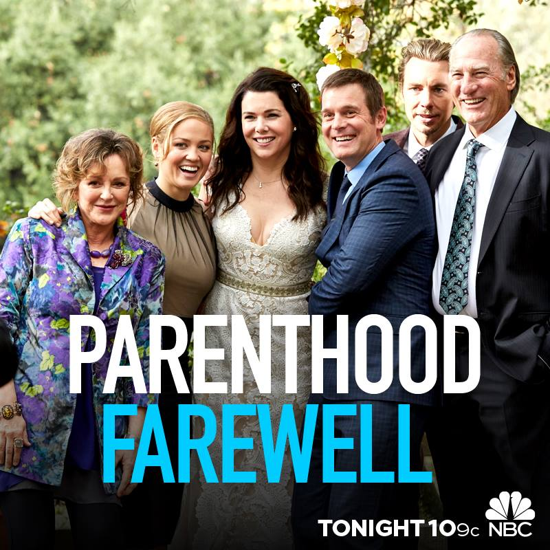 Why I'm Writing About Parenthood (the Show)