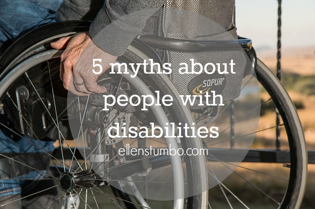 5 Myths About People With Disabilities