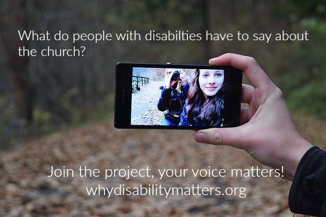 What Do People Impacted By Disability Have To Say About The Church?