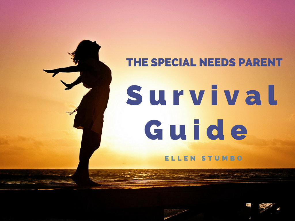 Cover Special Needs Parent Survival Guide