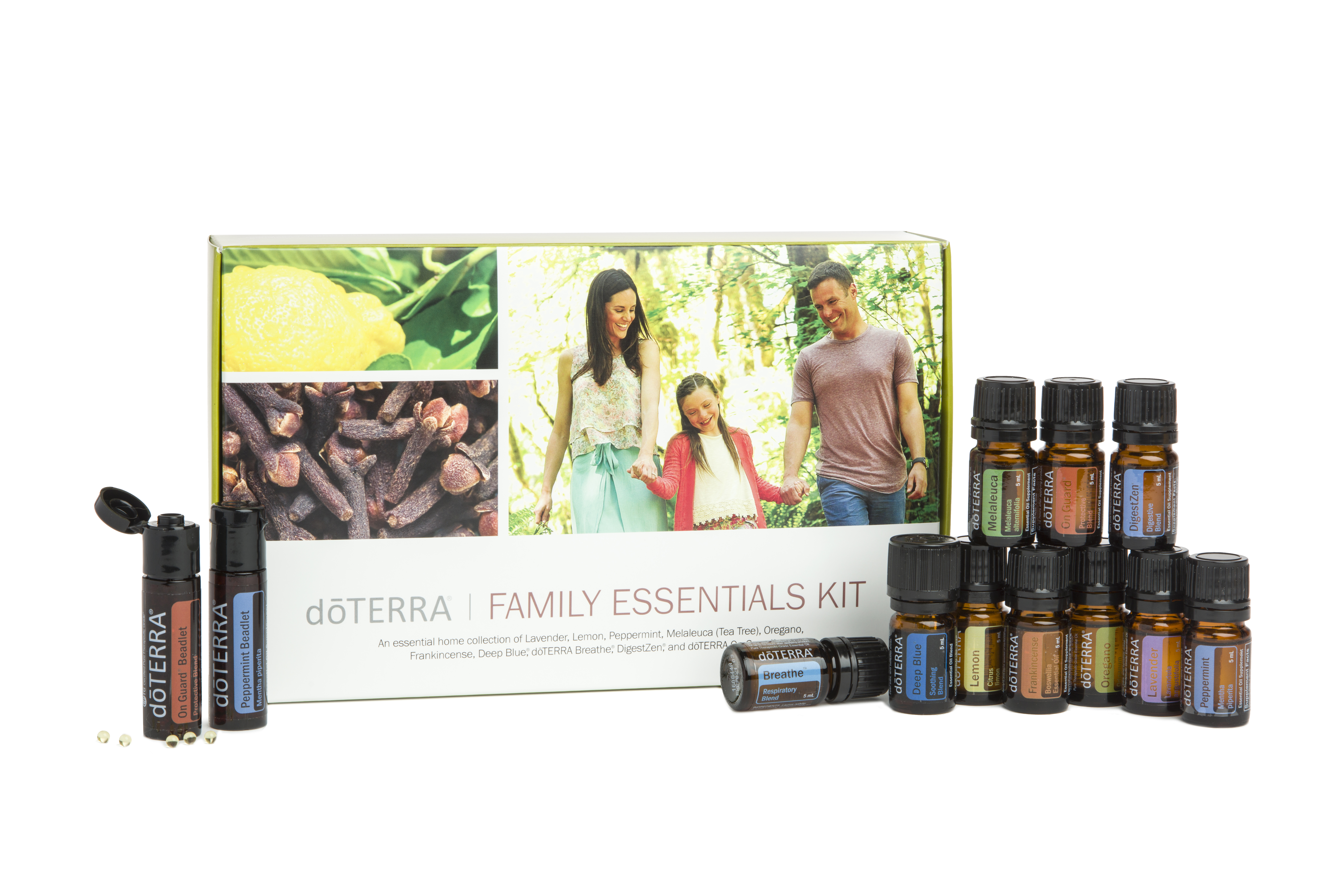 Family Essentials Kit. Our budget-friendly kit with our top 10 oils. $150