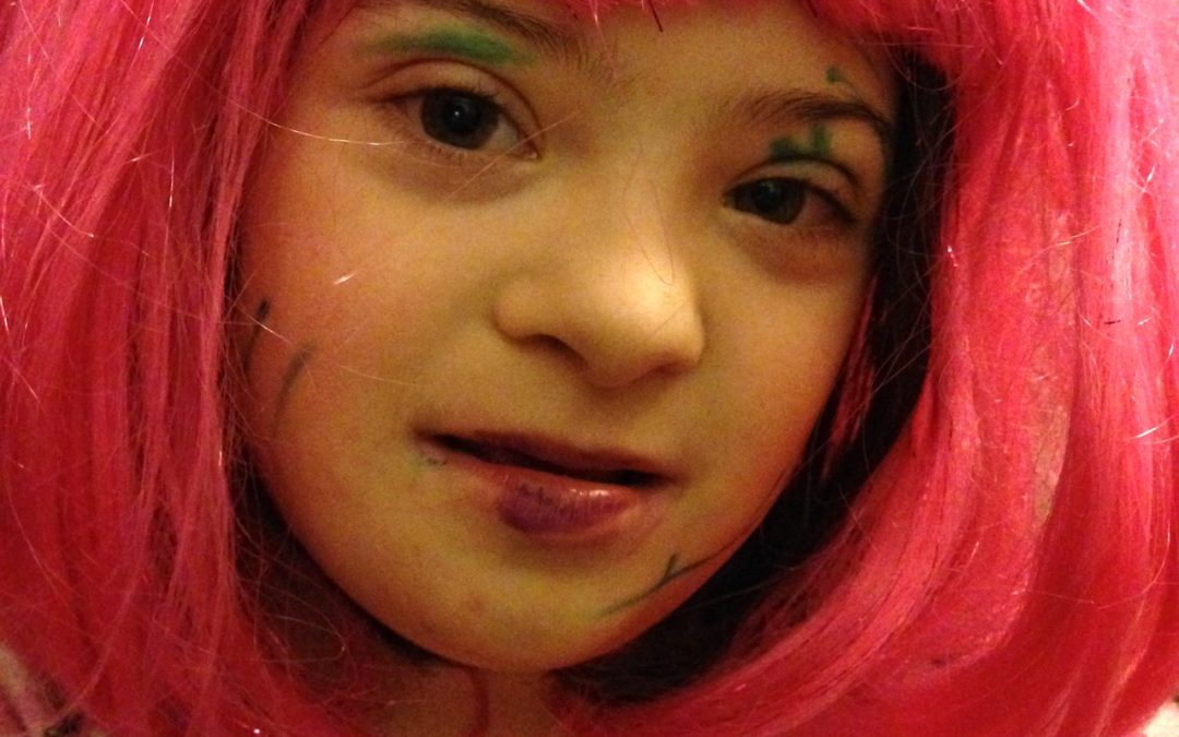 When My Daughter With Down Syndrome Got a Makeover at the Mall