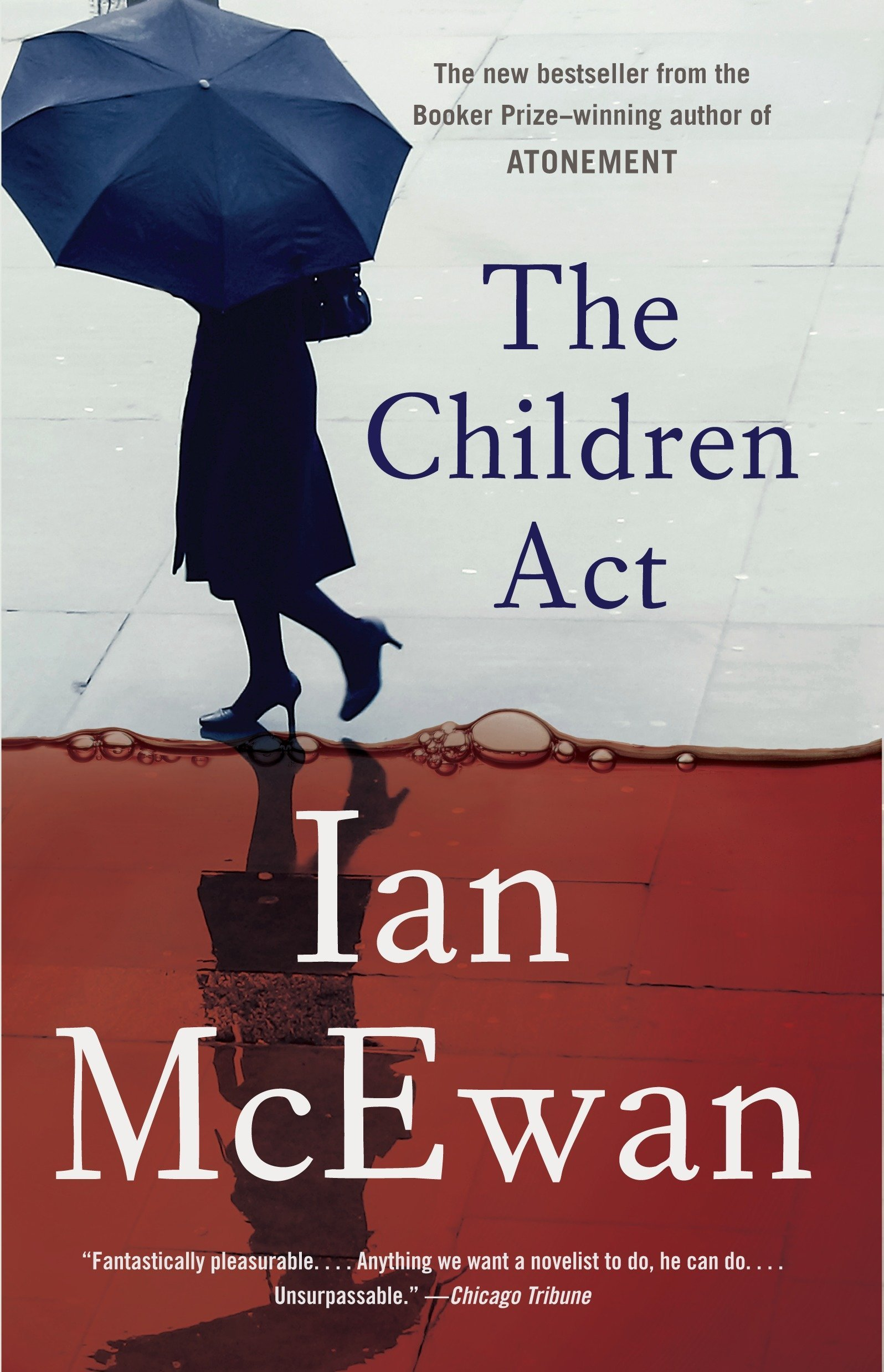 The Children Act book cover