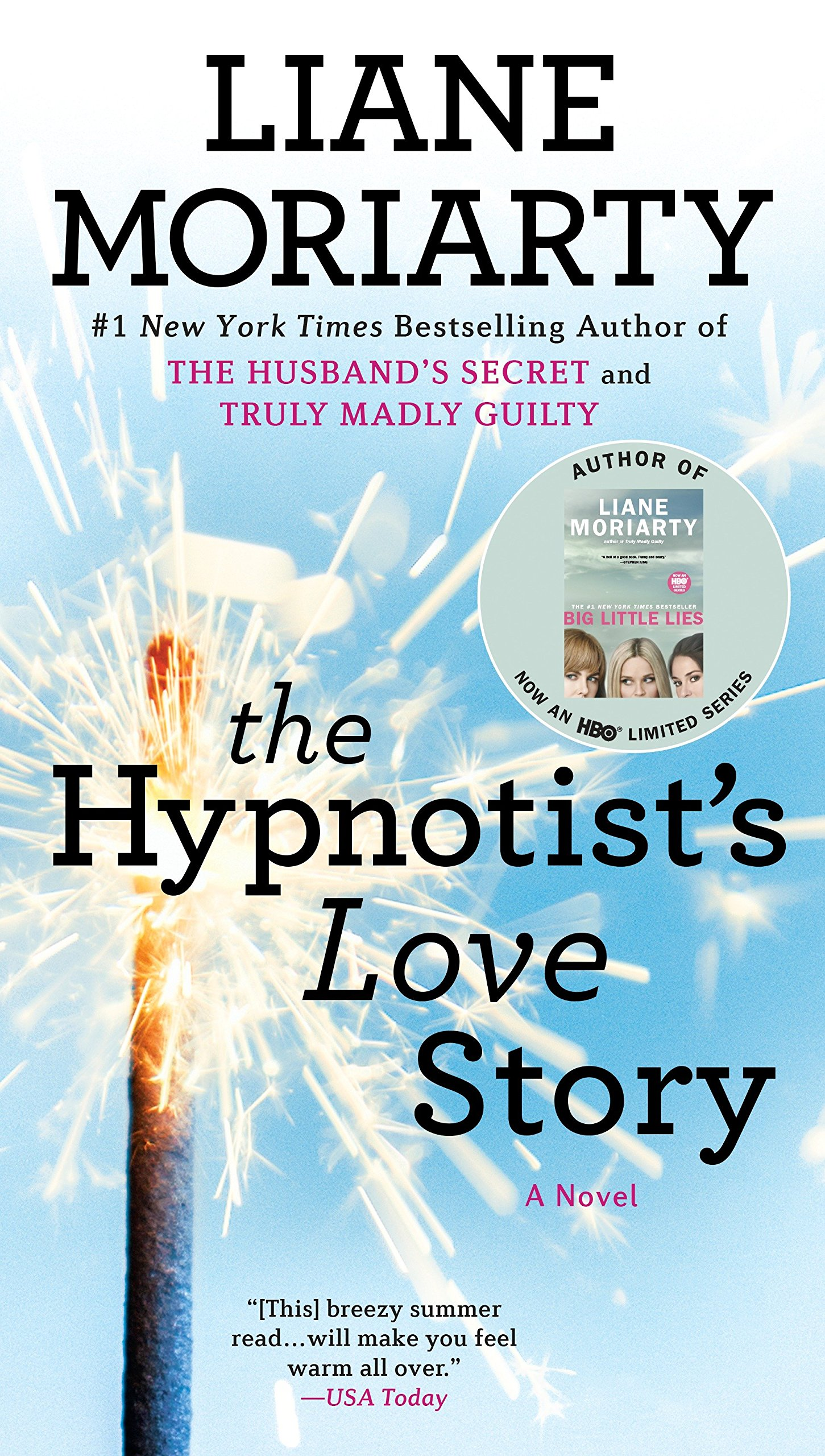 The Hypnotist's Love Story book cover