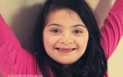 To My Daughter With Down Syndrome on Her 12th Birthday