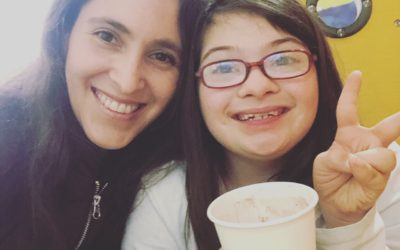 My Daughter With Down Syndrome Helps Me Become More 'Me'